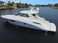 New Central Listing ThisSea Ray450 Sundancer is a