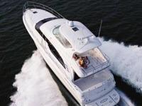 Gwen's Way is a 2001 Sea Ray 540 Cockpit Motor Yacht in