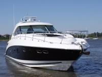 This 2011 540 Sundancer is powered by the preferred