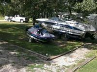 1991 ,Sea Ray 350 Vortex Motor, inboard,outboard. Like