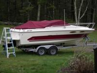SEA RAY 21' CUDDY CABIN MONICO SERIES SXL DELUXE