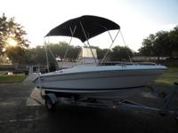 1994 Sea Ray Laguna 180 center console in pristine