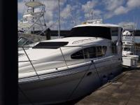 Classy hardtop motoryacht is innovative, stylish,
