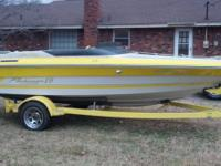 I have a '89 Sea Ray Pachanga project boat for sale.