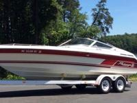 454 /330 HP Bravo One Mercruiser. Only 475 Hours. Thru