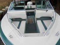 1988 model Sea Ray with 135hp. outboard motor, S/S