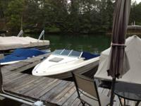 I'm selling my 1985 Sea Ray Seville, it has been