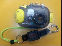 Sea & & Sea DX-860G Underwater Housing with a Mini