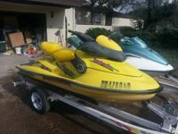 Up for sale my 97 xp seadoo. This ski is in great shape