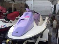 Selling my 93 Seadoo GTS in great condition. Very