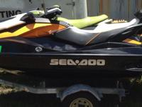 ,,,,,,,,,,,,,Seadoo wave runner jet ski Gtr 2013 215 hp