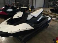 Get your fun on with a brand brand-new Sea Doo Spark.