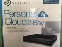 Brand-new - in sealed box. Retail is $360 Seagate