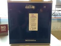 Seahawk Blue Compact Refrigerator - USED Countertop