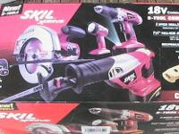 New in Box, Never Opened!! SKIL POWER TOOLS 18 Volt