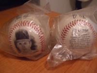 NOLAN RYAN, Limited Edition by Mennen. MINT. This ball