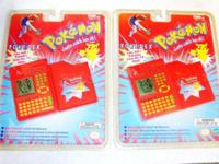 Choice of either sealed Pokedex. - Please do not email