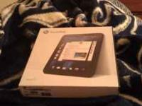 STILL SEALED IN BOX, UNOPENED Hp touchpad 32 gig $250