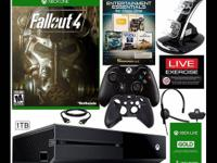 Includes Xbox One console with one wireless controller