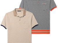 The classic polo redesigned courtesy of Sean John. With