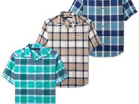 Square up one of these handsome checky shirts by Sean