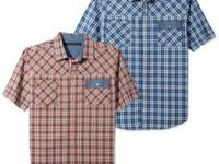 Check me in! Include this checky shirt by Sean John