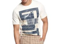 A bold graphic T-shirt like this from Sean John gets