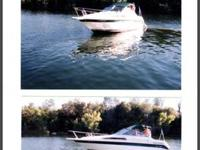 1989 SEARAY Sundancer 26.9 ft,780hrs,this boat has a