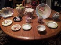 I have many well pieces of Collectable. HouseWare