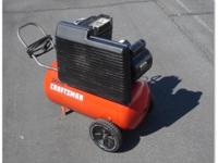 =================. Sears Craftsman Air Compressor, very