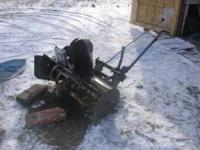 i have a 1970's sears custom (7,8 and 10) snowblower