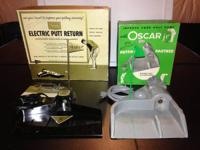 I'm offering a collection of vintage 1960's electronic