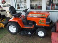 This tractor was reconditioned 2 years ago by us and