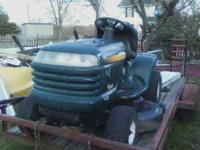 Sears Tractor LT1000 needs Motor work--All Parts