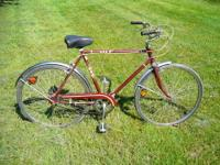 This all-original 1970s 26inch SEARS is all complete,