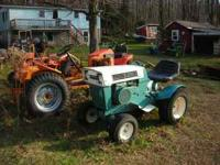 Sears Super 12 lawn and garden tractor. 12hp hi-low