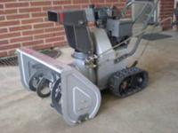 I have a snowblower that looks just like the one in the