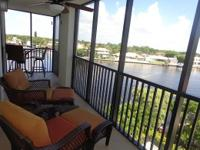 2 bedroom, 2 bath condo with magnificent Intracoastal