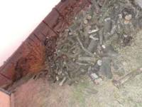 I am selling seasoned almond firewood. Mostly rounds,