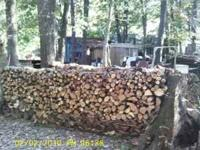 seasoned firewood. oak,hickory,cherry,walnut,maple.