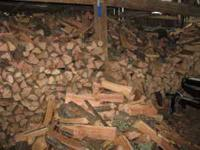 Seasoned hardwood firewood. Oak ( red and white)