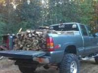 I have dry seasoned oak firewood for sale. This wood