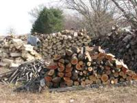 Seasoned hardwood for sale. Mulberry, Hackberry,