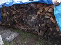 ALL Split Seasoned HARDWOOD. ALL FIREWOOD IS Delivered.
