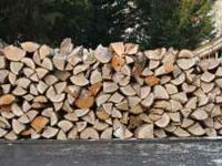 DELIVERING SEASONED OAK FIREWOOD NOW!!!! DON'T GET
