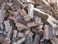 "~ NOW DELIVERING OUR "" SEASONED "" OAK FIREWOOD! ~ SOLD"