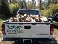 I HAVE PLENTY OF SEASONED RED & WHITE OAK FIREWOOD FOR