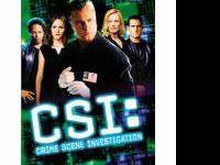 CSI: SEASONS 1 THRU 7. COMPLETE BOXED SETS. PERFECT