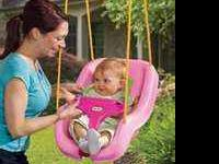 I HAVE 2 BABY SEAT FOR SWING SEAT COLOR PINK 15.00 EACH