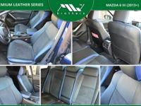 Our car seat covers for MAZDA 6 III (I SPORT, I
